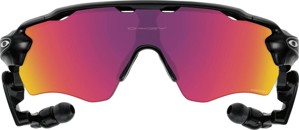 Oakley Polished Blackprizm Road Radar Pace Sunglasses