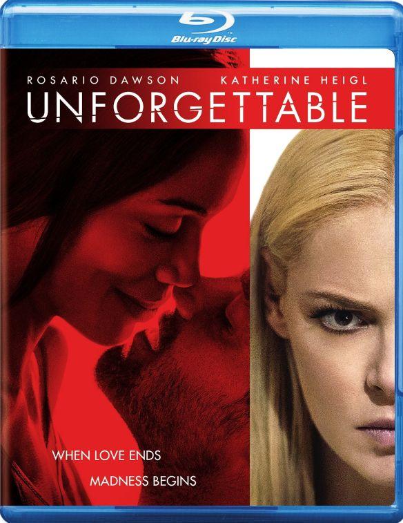 Unforgettable [Blu-ray] [2017] 5887129