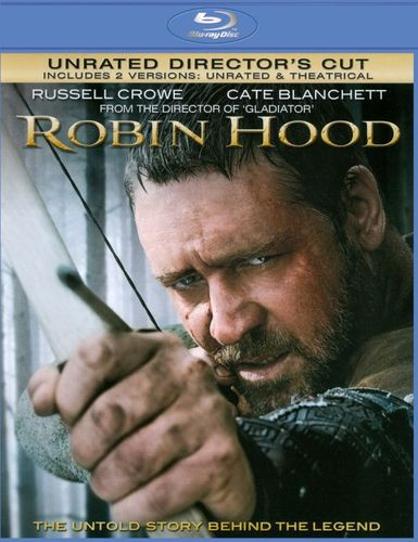 Robin Hood [Director's Cut] [Blu-ray] [2010] 5887847