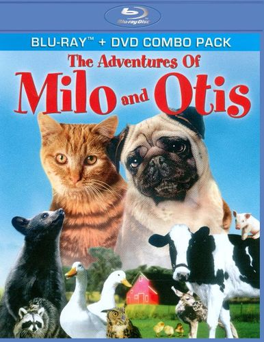 The Adventures of Milo and Otis [Blu-ray] [1989] 5887956