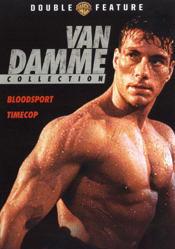 Van Damme Collection: Bloodsport/Timecop [DVD] 5887974