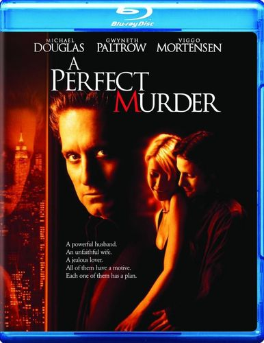 A Perfect Murder [Blu-ray] [1998] 5888045