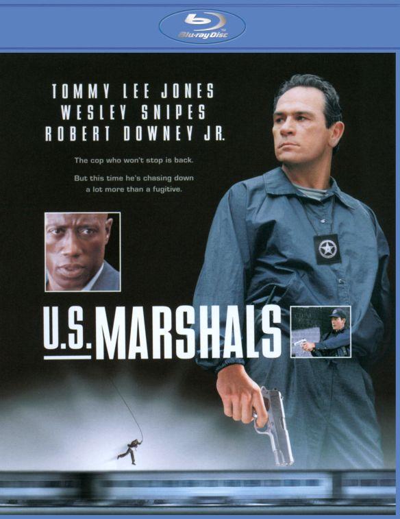 U.S. Marshals [Blu-ray] [1998] 5888115