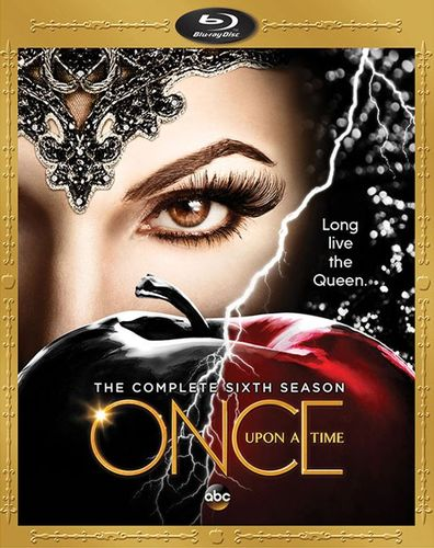 Once Upon a Time: The Complete Sixth Season [Blu-ray] 5888534