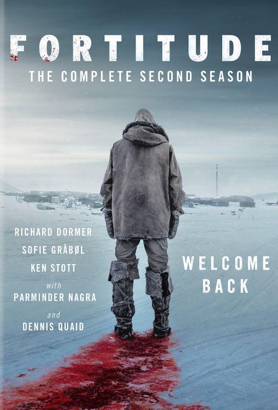 Fortitude: Season 2 [3 Discs] [DVD] 5888535
