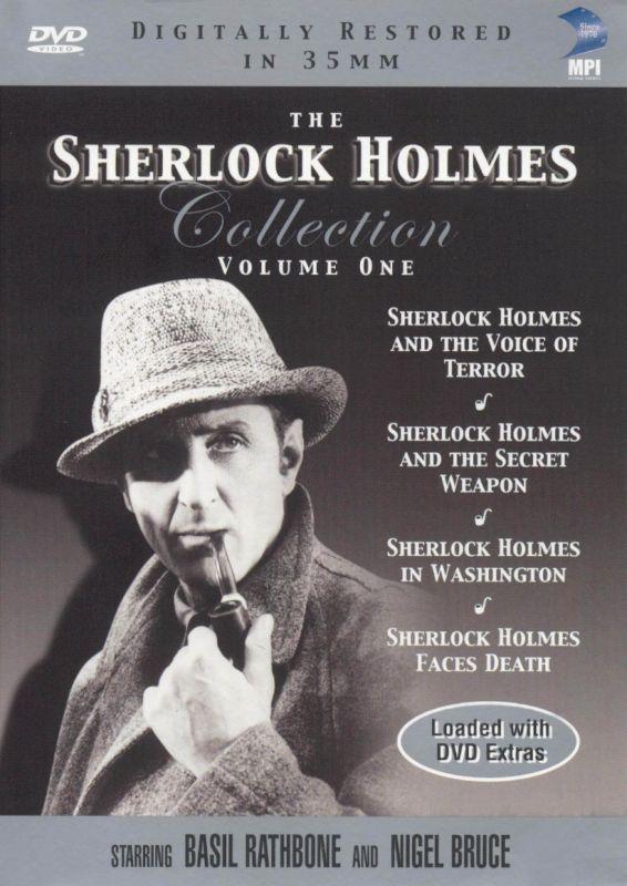 Sherlock Holmes Collection, Vol. 1 [4 Discs] [DVD] 5888989