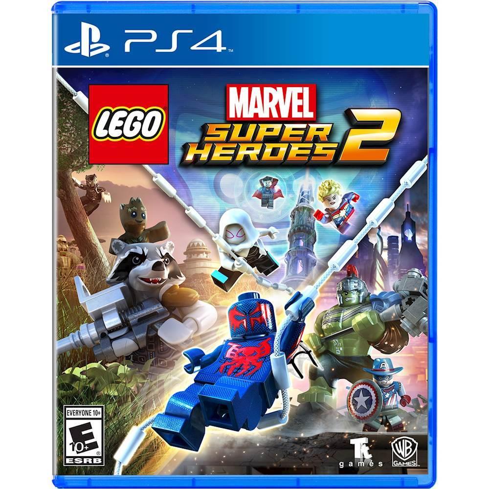 LEGO Marvel Super Heroes 2 – PlayStation 4