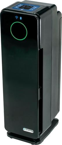 GermGuardian - Smart Tower Air Purifier - Black 5889428
