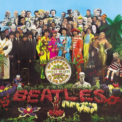 Sgt. Pepper's Lonely Hearts Club Band [50th Anniversary Edition Deluxe Version] [CD & DVD] 5889451