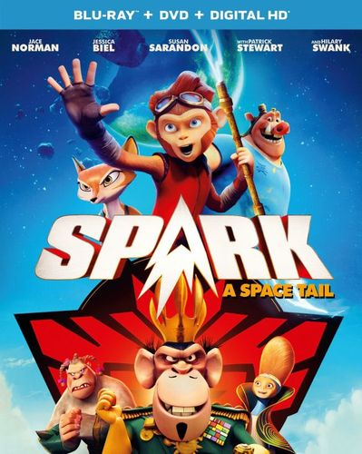 Spark: A Space Tail [Includes Digital Copy] [UltraViolet] [Blu-ray/DVD] [2 Discs] [2016] 5889523