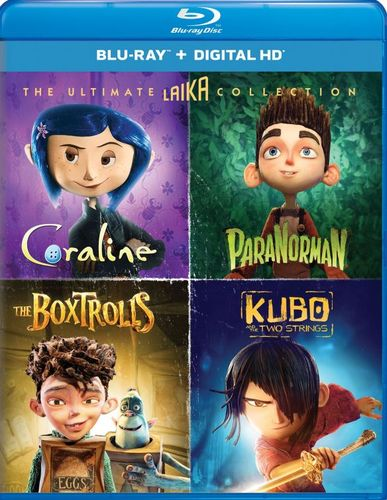 The Ultimate Laika Collection [Includes Digital Copy] [UltraViolet] [Blu-ray] [4 Discs] 5889540