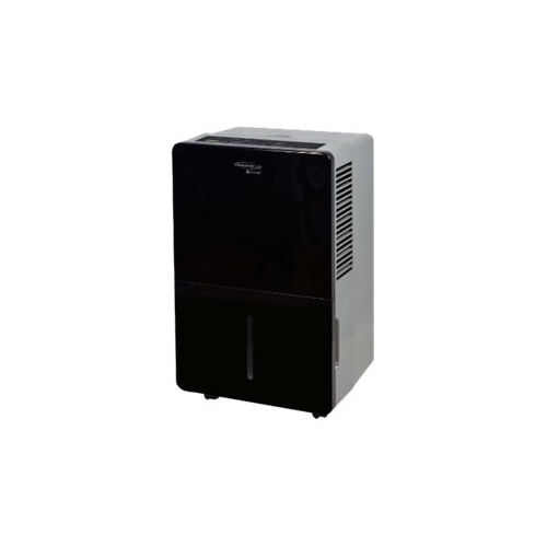 Soleus Air - 70-Pint Portable Dehumidifier - Black/gray 5889543