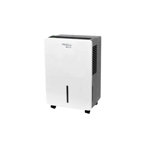 Soleus Air - 70-Pint Portable Dehumidifier - White Energy Star Certified6.3 ampsFull bucket indicator; frost protection; adjustable humidistat
