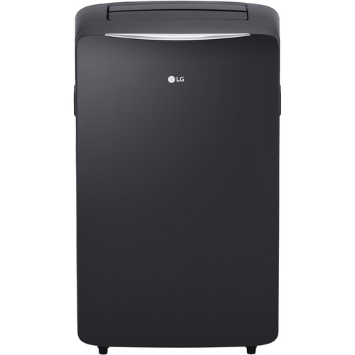 LG - 14,000 BTU Portable Air Conditioner and 12,000 BTU Heater - Graphite gray 5890347