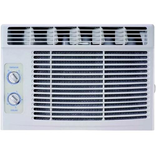 RCA - 5,000 BTU Window Air Conditioner - White 5890402