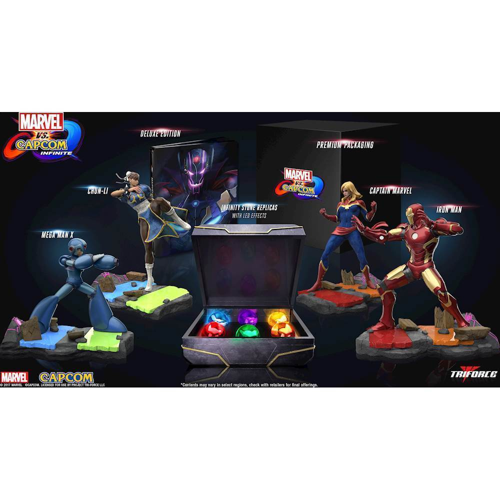 Marvel vs. Capcom: Infinite Collector's Edition – PlayStation 4