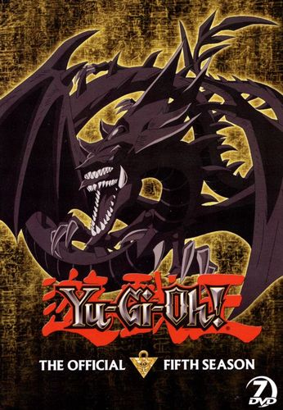Yu-Gi-Oh!: The Official Fifth Season [7 Discs] [DVD] 5893001