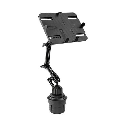 Mount-It MI-7320 Cup Holder Mount For 7-11� iPad & Tablet - Black 108071458