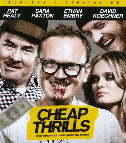 Cheap Thrills [Blu-ray] [2013] 5893038