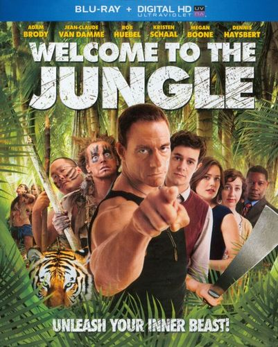 Welcome to the Jungle [Blu-ray] [2013] 5893047