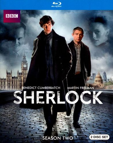 Sherlock: Season Two [2 Discs] [Blu-ray] 5894507