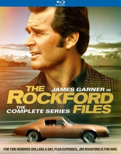 The Rockford Files: The Complete Series [Blu-ray] [22 Discs] 5895016
