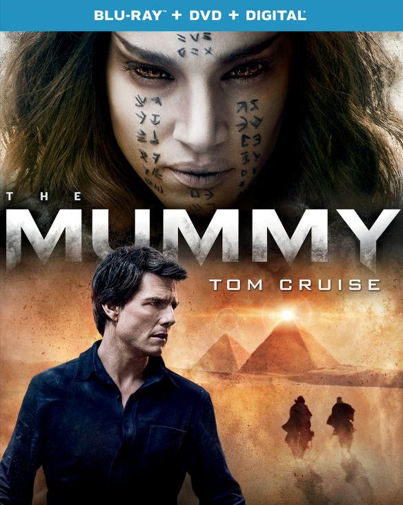The Mummy [Includes Digital Copy] [Blu-ray/DVD] [2017] 5895200