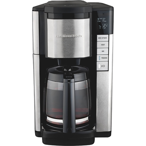 Hamilton Beach - Coffeemaker - Black 5895604