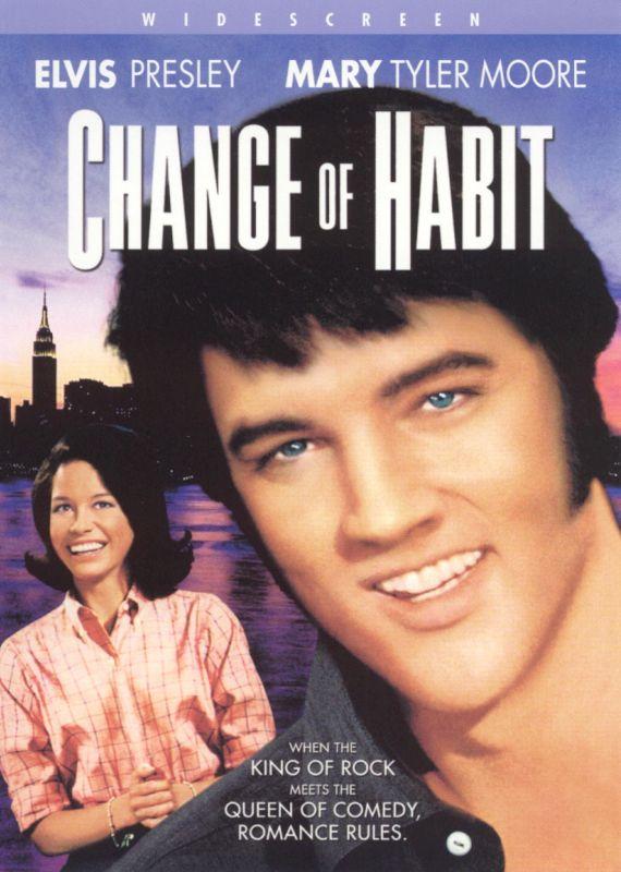 Change of Habit [DVD] [1969] 5896925