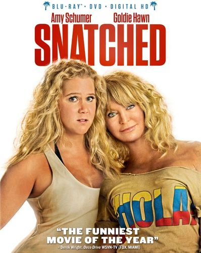 Snatched [Includes Digital Copy] [Blu-ray/DVD] [2017] 5898610