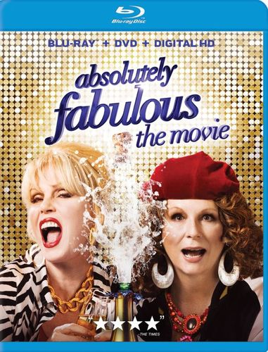 Absolutely Fabulous: The Movie [Blu-ray/DVD] [2 Discs] [2016] 5898613