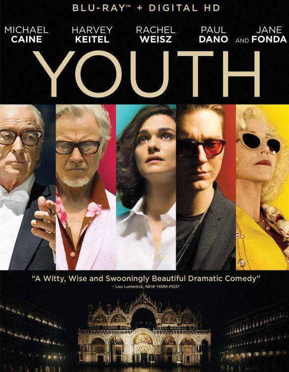 Youth [Blu-ray] [2015] 5898614