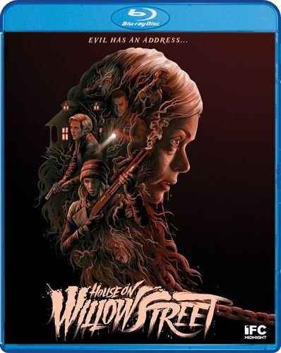 From a House on Willow Street [Blu-ray] [2016] 5898627