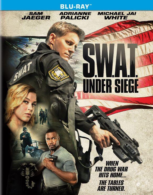 S.W.A.T.: Under Siege [Blu-ray] [2017] 5899203