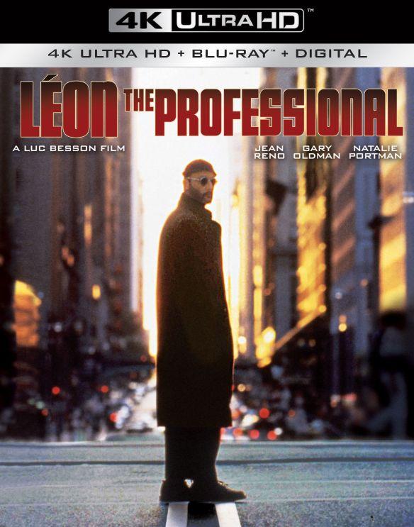 Léon: The Professional [4K Ultra HD Blu-ray] [1994] 5899204