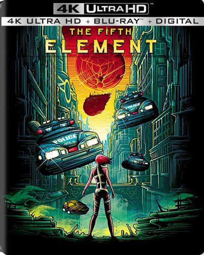The Fifth Element [SteelBook] [4K Ultra HD Blu-ray/Blu-ray] [Only @ Best Buy] [1997] 5899205