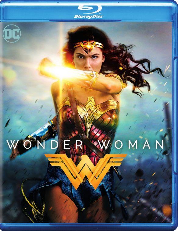 Wonder Woman [Includes Digital Copy] [Blu-ray/DVD] [2017] 5900913