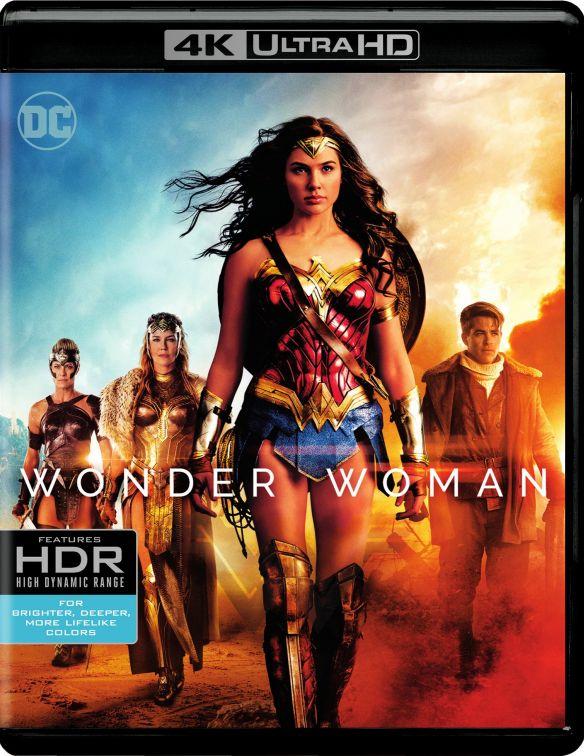 Wonder Woman [Includes Digital Copy] [4K Ultra HD Blu-ray/Blu-ray] [2017] 5900914