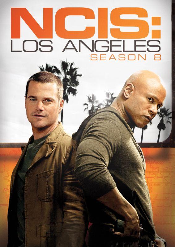 NCIS: Los Angeles - The Eighth Season [7 Discs] [DVD] 5900976
