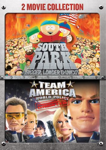 South Park: Bigger, Longer & Uncut/Team America: World Police [DVD] 5900978