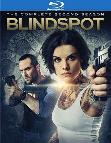 Blindspot: The Complete Second Season [Blu-ray] [4 Discs] 5901019