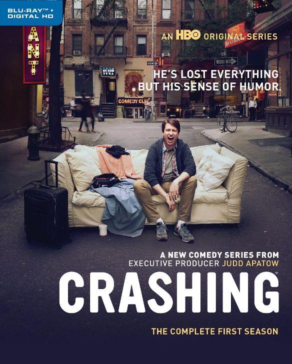 Crashing: The Complete First Season [Blu-ray] [2 Discs] 5901020