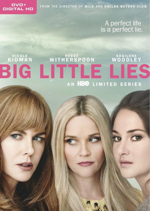 Big Little Lies: Season 1 [Includes Digital Copy] [UltraViolet] [3 Discs] [DVD] 5901021