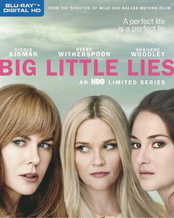 Big Little Lies: Season 1 [Includes Digital Copy] [UltraViolet] [Blu-ray] [3 Discs] 5901023