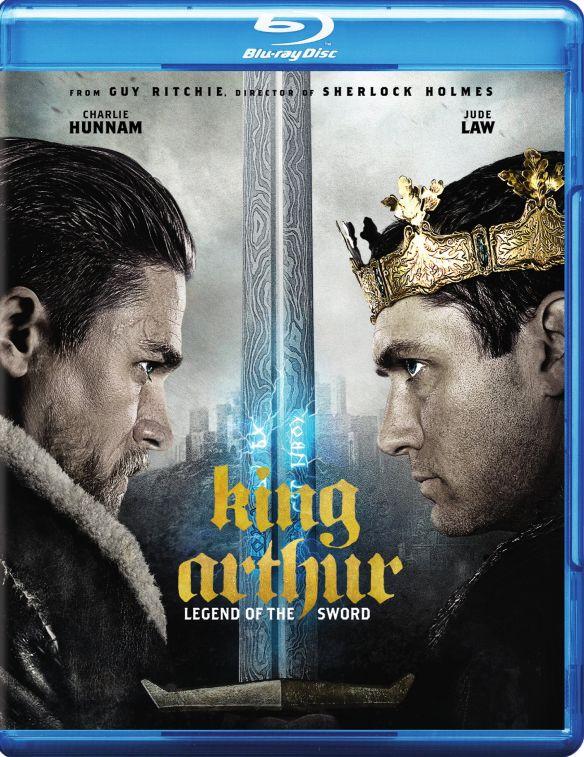 King Arthur: Legend of the Sword [Blu-ray] [2017] 5901025