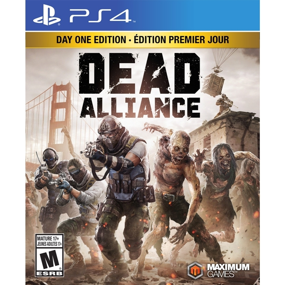 Dead Alliance Day One Edition – PlayStation 4