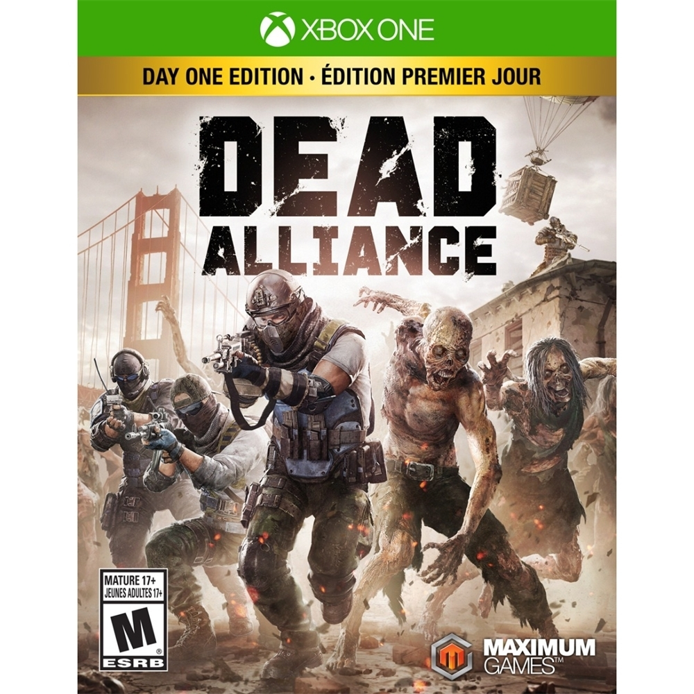 Dead Alliance Day One Edition – Xbox One