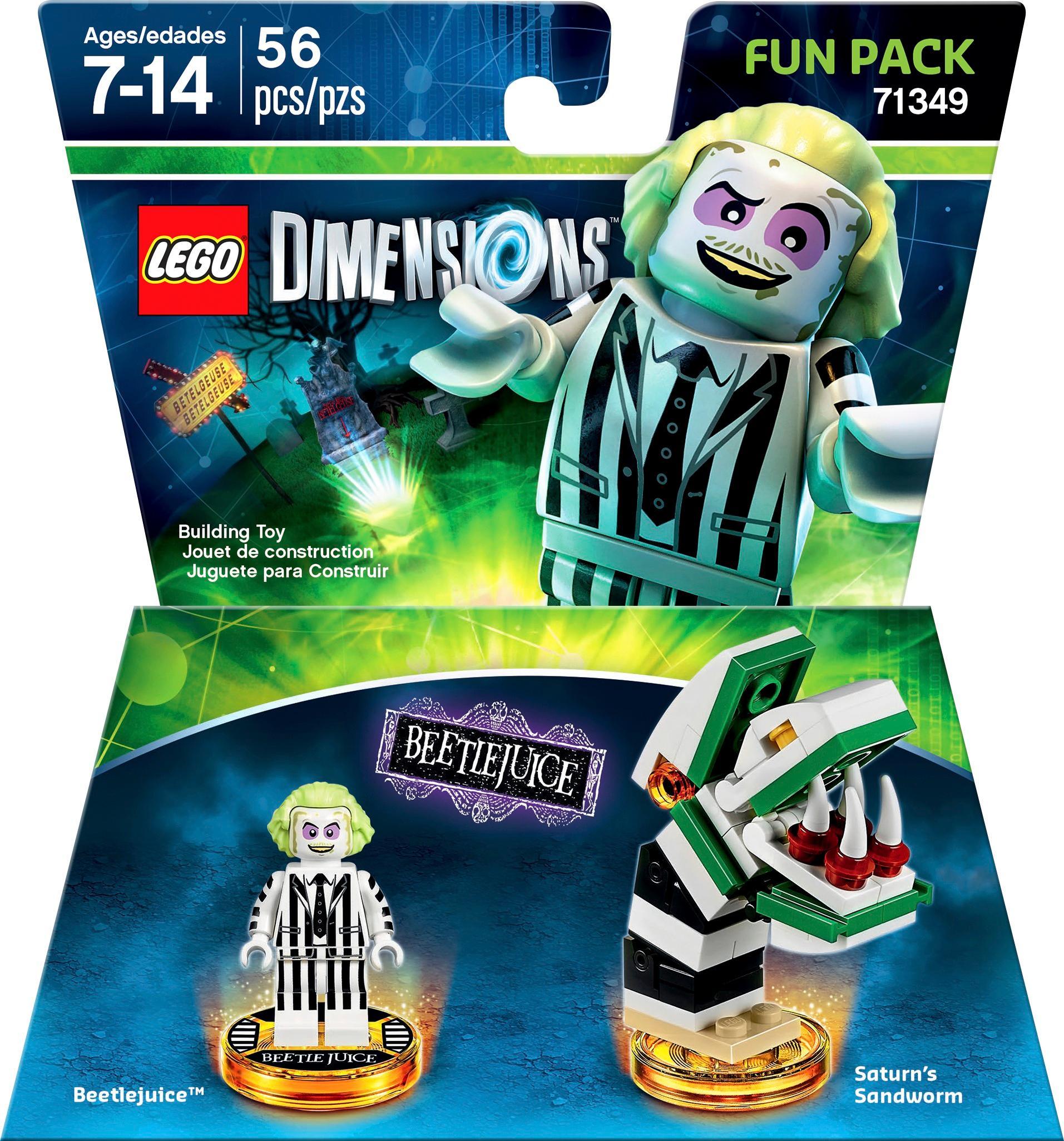 LEGO Dimensions - Beetlejuice...