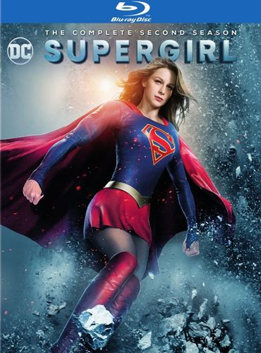 Supergirl: The Complete Second Season [Blu-ray] [4 Discs] 5901945