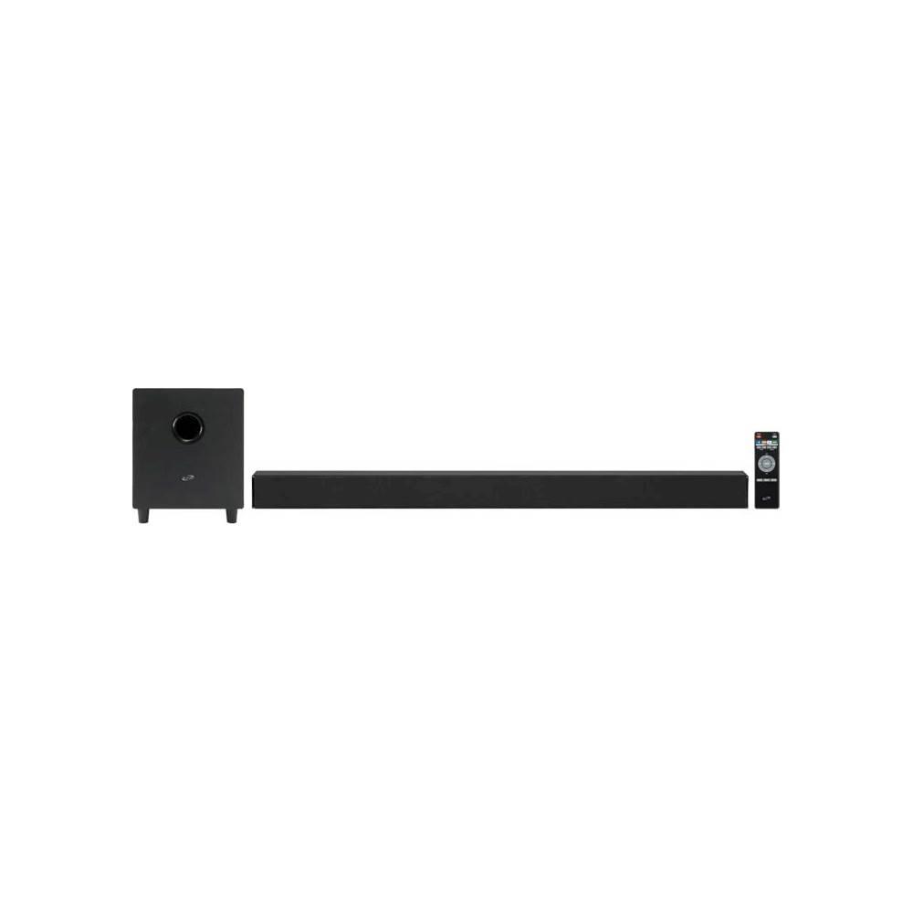 iLive 2.1-Channel Soundbar System with Wireless Subwoofer Black ITBSW397B